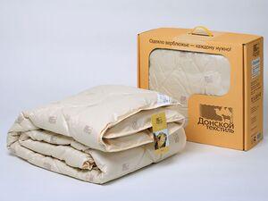 Одеяло из верблюжьей шерсти МАКСИ (600г/м кв)